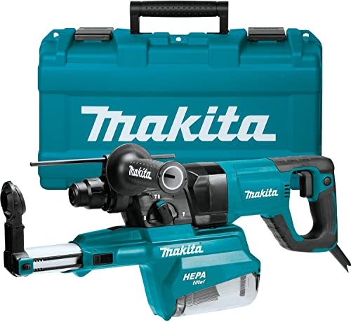 """high quality Makita HR2661 1"""" AVT Rotary Hammer, Accepts Sds-Plus online Bits, w/Hepa Dust wholesale Extractor (D-Handle) sale"""