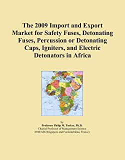 The 2009 Import and Export Market for Safety Fuses, Detonating Fuses, Percussion or Detonating Caps, Igniters, and Electric Detonators in Africa