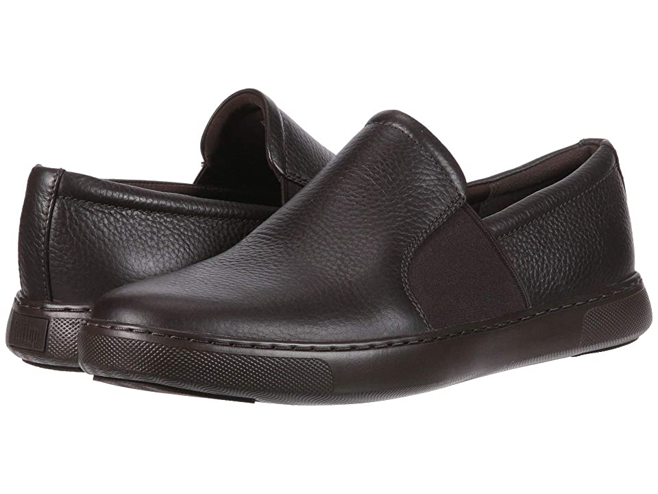 FitFlop Collins Slip-On (Chocolate) Men