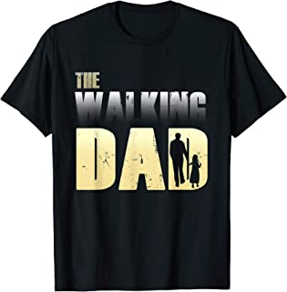 FAMILY 365 Fathers Day The Walking Dad Gift Men T-Shirt
