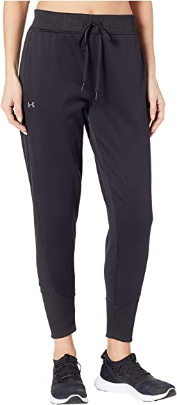Synthetic Fleece Jogger Pants