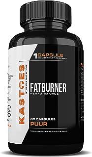 Kastoes® Fatburner Performance – Afslankpillen – 60 Groene Thee Capsules – Halal