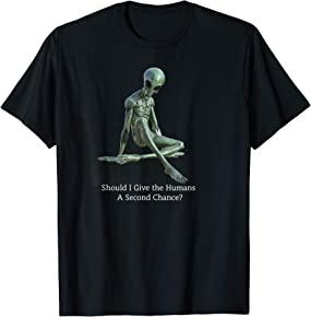 Alien-T-shirts