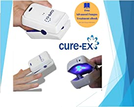 Professional Nail Fungus Laser Treatment Device – Home-Use Pain-Free Yellow Fungi Nail Remover - Toenail Fungus Medication - Nail Fungus Treatment & Cure - 7 Minutes a Day - Don't Be Embarrassed Again