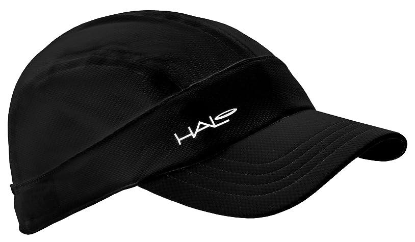 すぐにマザーランドコマンドHalo headband(汗が目には入らない究極の汗止めバンド)Halo (ヘイロ) スポーツハット(キャップタイプ)ランニング トレイルランニング トライアスロン 銀イオン 吸汗速乾 抗菌防臭[フリーサイズ]H0009【正規品】