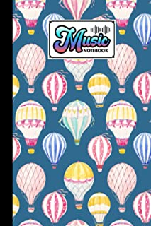 """Music Notebook: Music Writing Notebook 