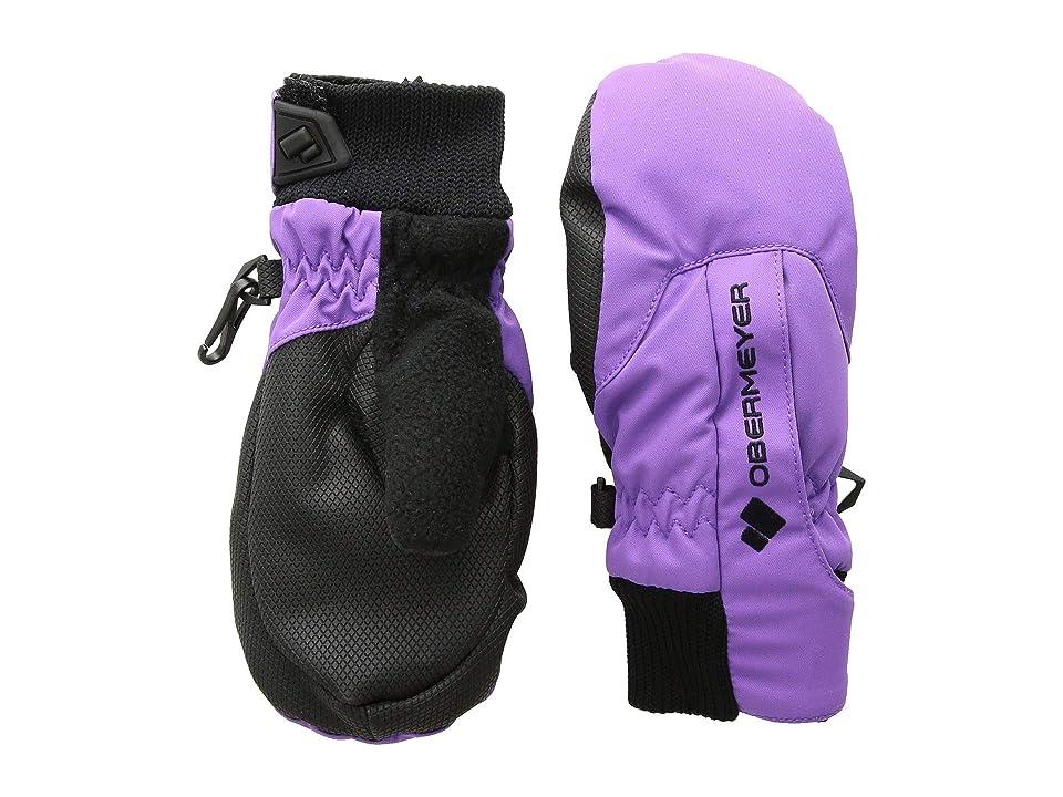 Obermeyer Kids Thumbs Up Mitten (Little Kids/Big Kids) (Purple Haze) Extreme Cold Weather Gloves