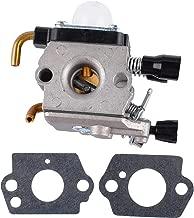 Podoy C1Q-S97 Carburetor Compatible with STIHL FS38 FS45 FS46 FS55 KM55 HL45 FS45L FS45C FS46C FS55C FS55R FS55RC FS85 FS80R FS85R FS85T FS85RX String Trimmer Weed Eater