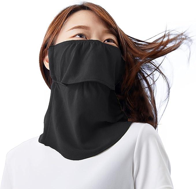丸福繊維 UVカットマスク ヤケーヌスタンダード