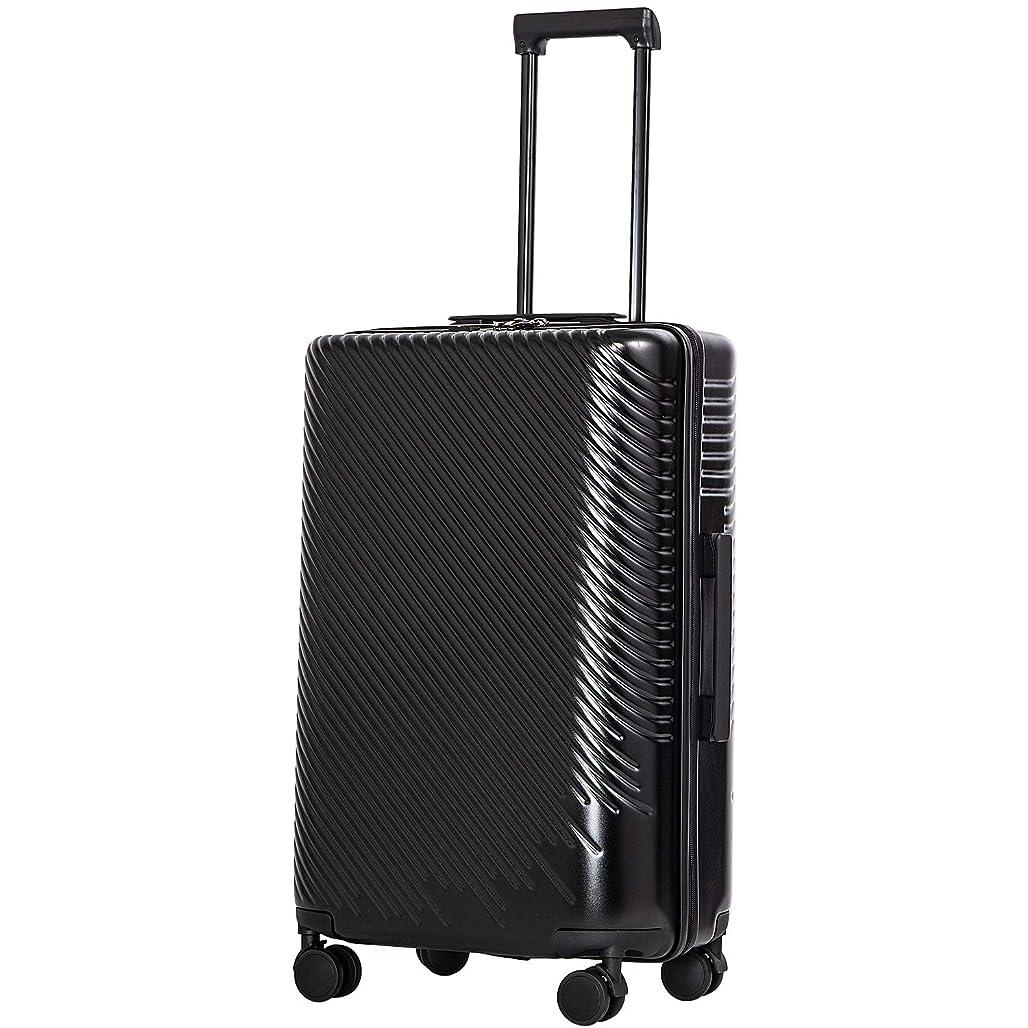 翻訳者公爵夫人省略[クールライフ] COOLIFE スーツケース キャリーバッグダブルキャスター 二年安心保証 機内持込 ファスナー式 人気色 超軽量 TSAローク ファッション