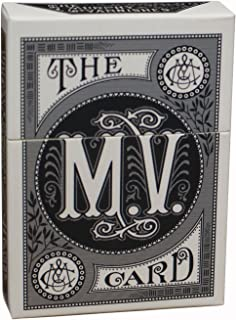 Andrew Dougherty Original Release Murphy Varnish Playing Cards, Green