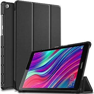IVSO HUAWEI 8.0インチ MediaPad M5 Lite Touch ケース Huawei Honor Tab 5 8.0 ケース NEWモデル タブレット ケース 2019新発売 カバー 新型 Huawei MediaPad M...