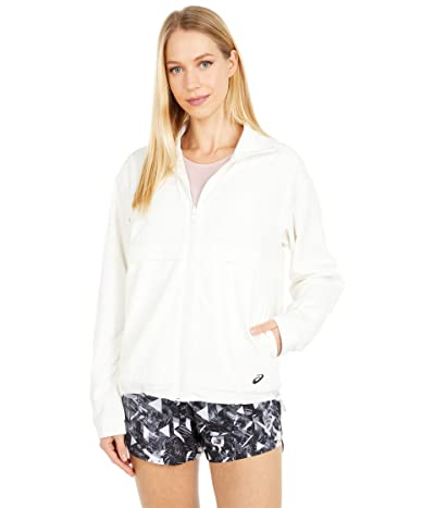 ASICS Luxe Traveler Reversible Jacket (Cream) Women