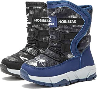 OROTER Snow Boots for Boys Girls Waterproof Frosty Winter Shoes Toddler Little//Big Kids