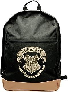 Mochila de Harry Potter ABYBAG178, 45cm, cimera de Hogwarts, tamaño grande