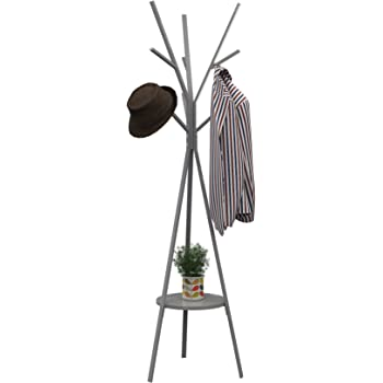 Coat Rack Gray Coaster Furniture CO
