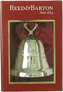 Reed and Barton Silverplate Bell 2013