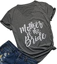 Best mother of bride shirt Reviews