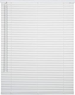 spotblinds Cordless 1 Inch Custom Made Aluminum Mini Blind Choose Your Size, Mount & Color (18