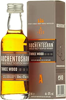 Auchentoshan Three Wood Single Malt Whisky Probiergröße 1 x 0.05 l
