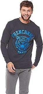 French Kick Sweatshirts For Men M, Multi Color