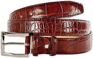 Best crocodile leather belt Reviews