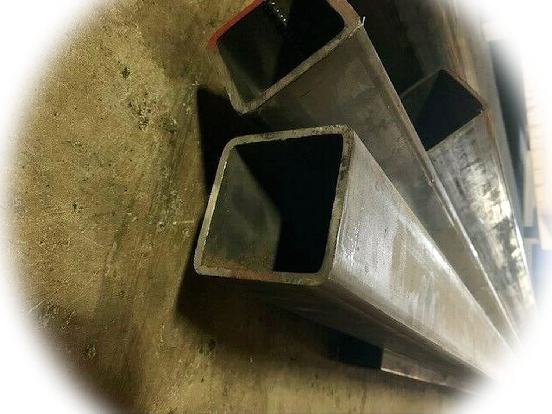 KolotovichTool Industrial Gorgeous Metal Steel Translated Square x 3