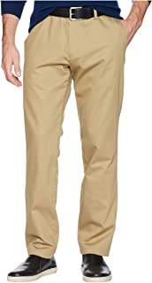 Men's Athletic Fit Signature Khaki Lux Cotton Stretch Pants