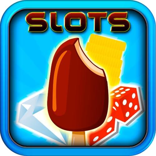Big Line Ice Cream Dice Slots Free Casino Play HD Slot Machine Games Free Casino Games for Kindle Fire HDX Tablet Phone Slots Offline