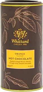 Whittard of Chelsea Orange Flavour Hot Chocolate