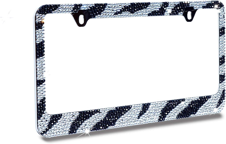 JR2 Bling White Black Zebra Cap-D Designed High outlet quality new Type Cr