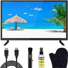 $109 » ATYME 24-Inch 720p 60Hz LED HD TV (240AH5HD) Lightweight Slim Built-in with HDMI, USB, VGA, High Resolution Bundle with Ci...