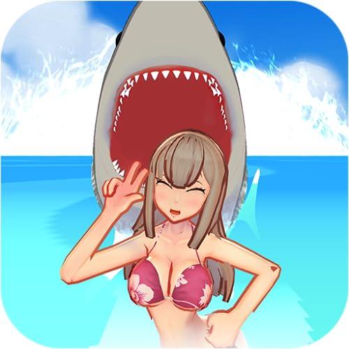 Girl VS Sharks - Mädchen & Haie: Hai Attacke Simulator