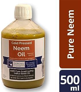 Aceite de Neem Puro - Aceite de semilla de Nim Premium
