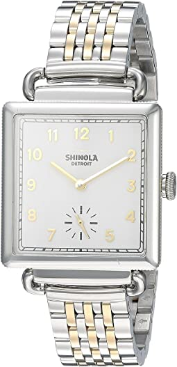 Shinola Detroit The Cass 28mm - 20065279