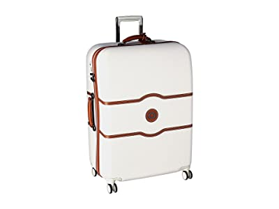 Delsey Chatelet Hard 28 Spinner Trolley (Champagne) Luggage