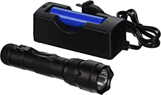 ultrafire flashlight battery charger