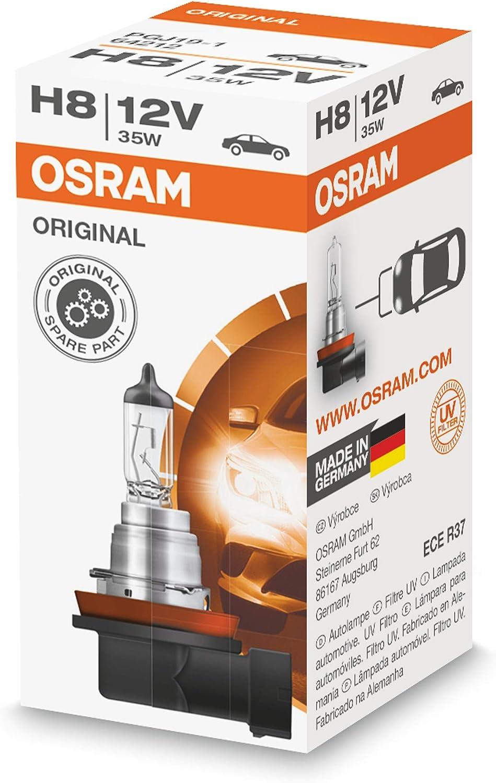 Osram Original H8 64212 12v 1er Faltschachtel Auto