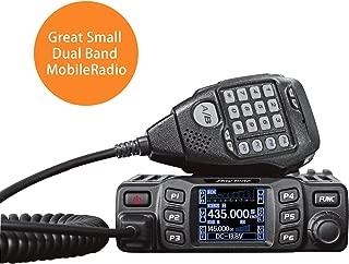 AnyTone AT-778UV Dual Band Transceiver Mobile Radio VHF/Uhf Two Way Amateur Radio