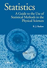 Statistics: A Guide to the Use of Statistical Methods in the Physical Sciences