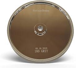 "Spartan Aluminum CBN Grinding Wheel 8 inch, 5/8"" Arbor, 220 grit"