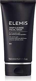 ELEMIS Deep Cleanse Facial Wash - Purifying Daily Wash for Men, 5.0 fl. oz