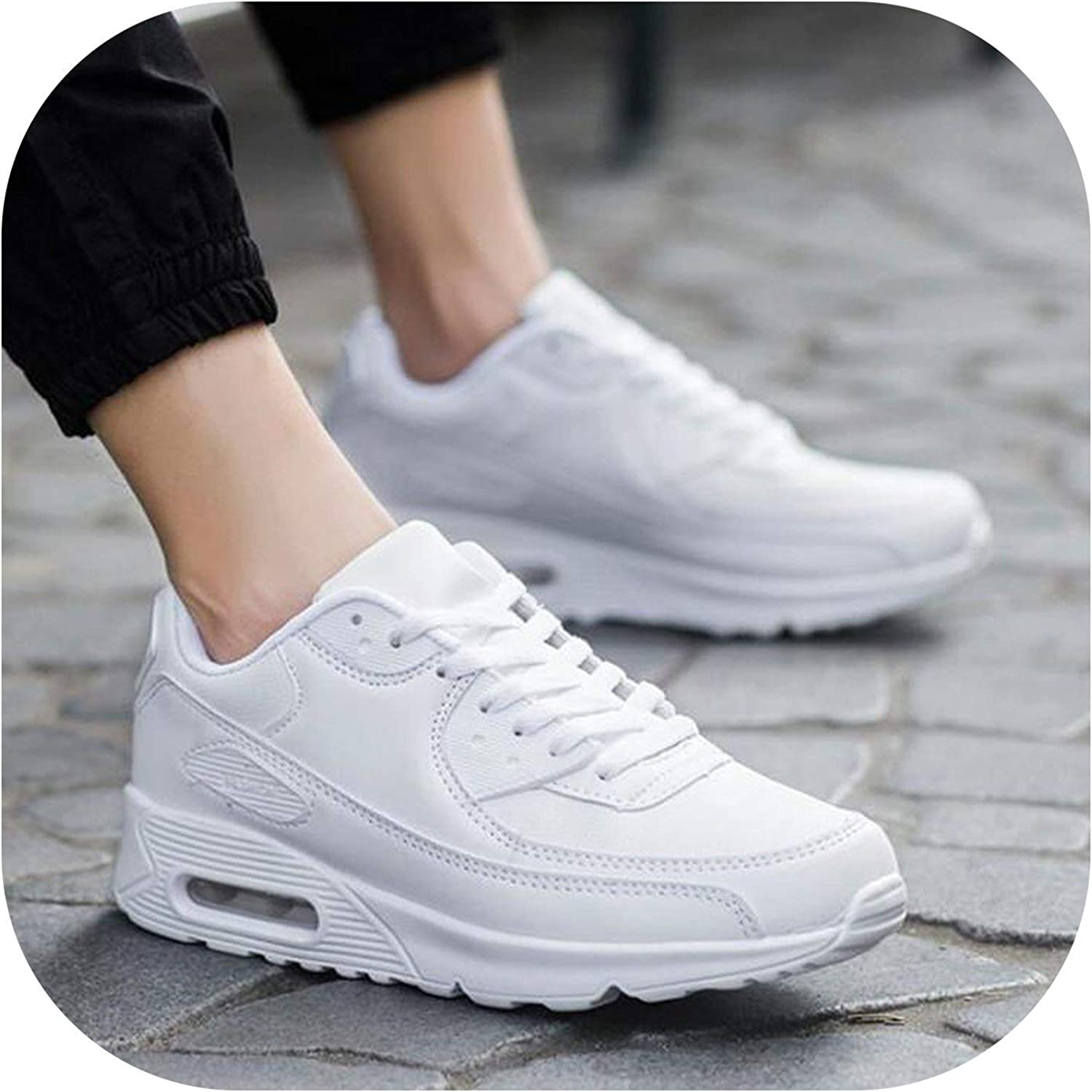 Men shoes Sneakers Breathable Light Weight Footwear Krasovki Slip On Male shoes Size 35-44