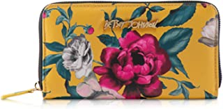 Womens Large Bow Wallet