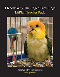 I Know Why The Caged Bird Sings LitPlan Teacher Pack (Print Copy)