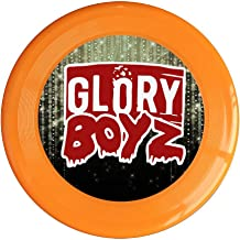 Glory Boyz Logo Plastic Flying Discs