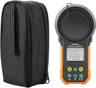 直感的な画像表示デジタル露出計、バックライト付き露出計、すべての光源用(PM6612)
