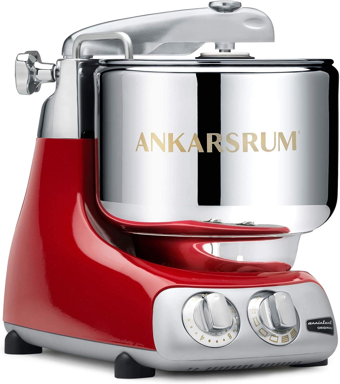 Obtén lo ultimo ANKARSRUM ANKARSRUM ANKARSRUM 6230RD máquina de cocina multifunción, rojo  primera vez respuesta
