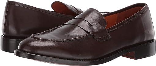 Mocha Calfskin Leather
