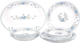 Arcopal DL7644 Dinnerware Set, White, Porcelain